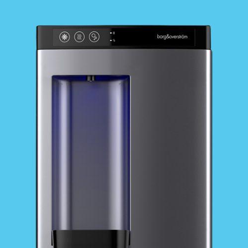 B4 Countertop Sparkling Bottleless Water Cooler