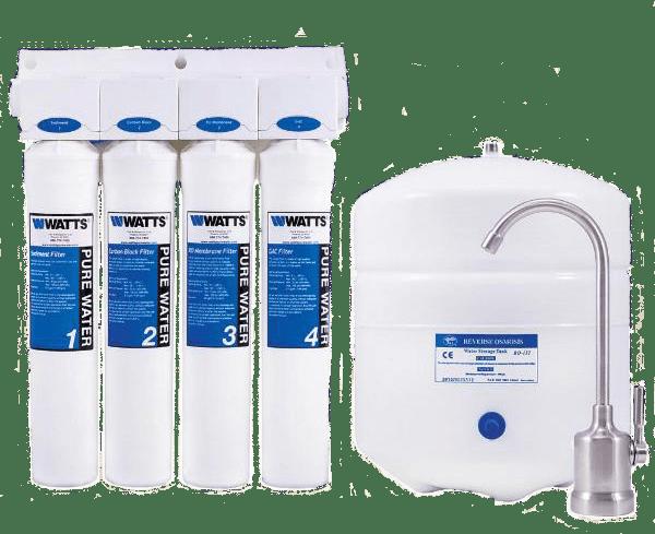 Undercounter Reverse Osmosis Machine